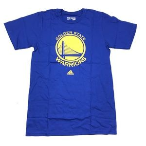 Golden State Warriors Adidas Go To Tee Shirt New